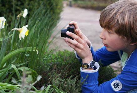 Verrassend Fotografieworkshop voor kinderen | Fotograaf Texel AR-92