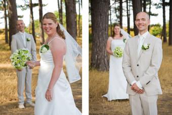 Bruiloft Natasja en Peter