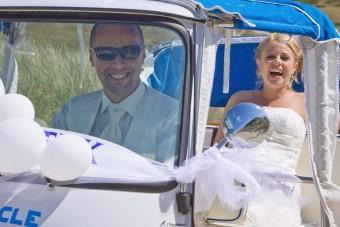 Trouwen met de tuktuk