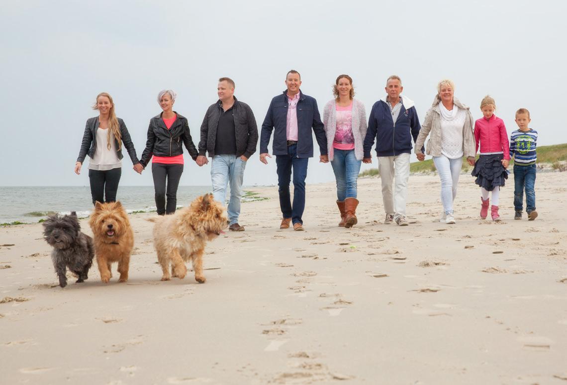 Familie fotograaf Texel