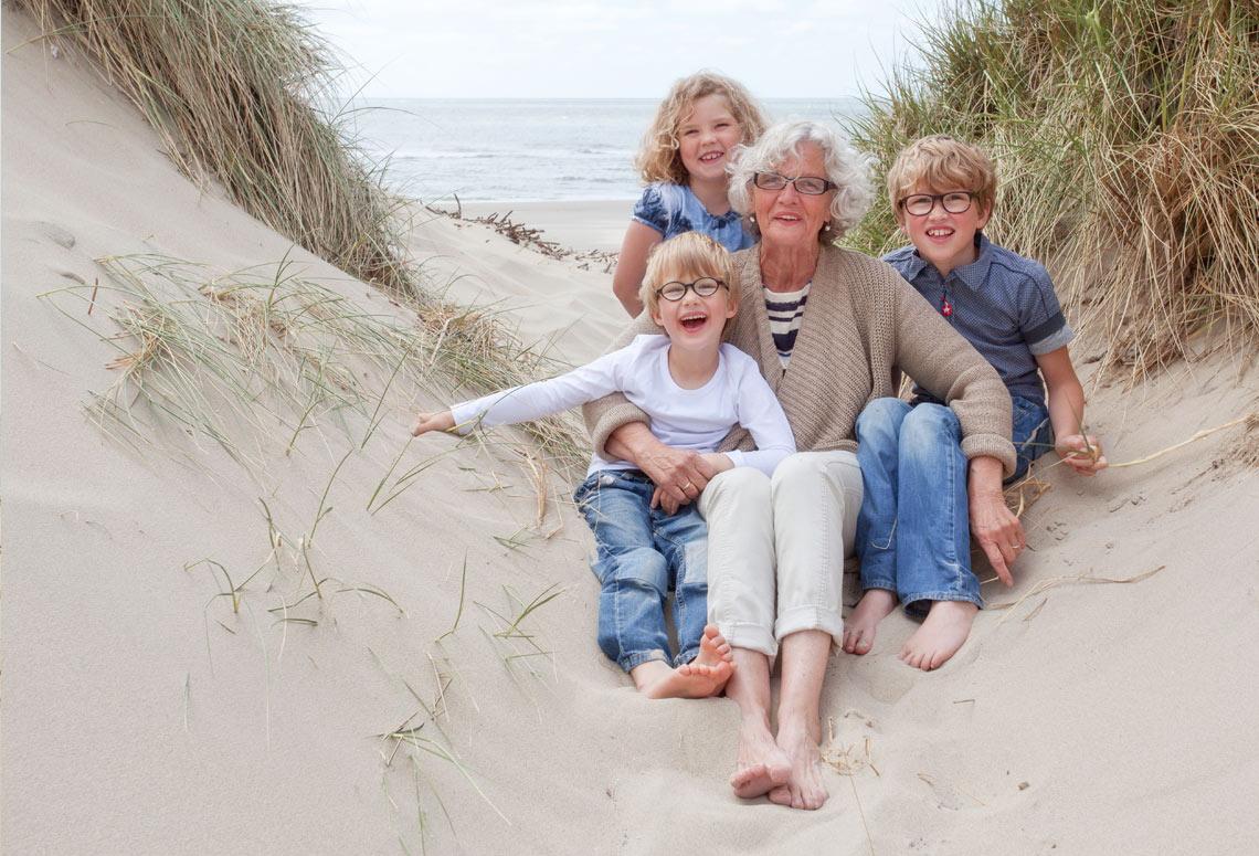 Familie fotografie Texel
