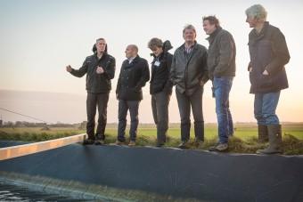 Zoetwaterberging Texel