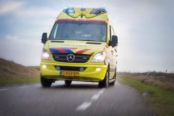 Ambulance op Texel