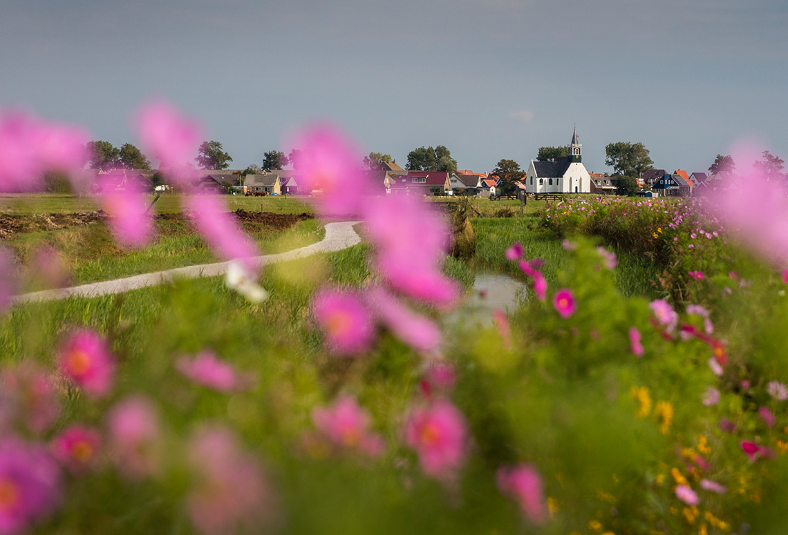 Landschapsfotografie Texel