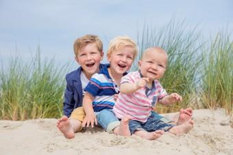 Kinderen op de foto